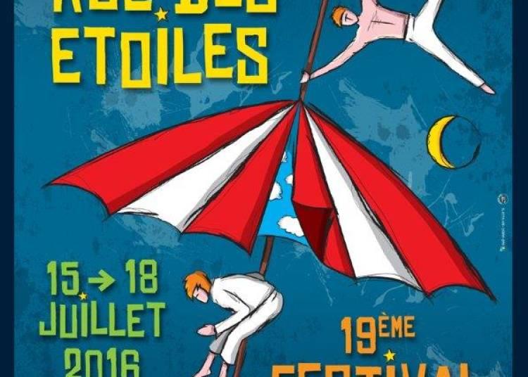Festival de Cirque Rue des Etoiles 2016