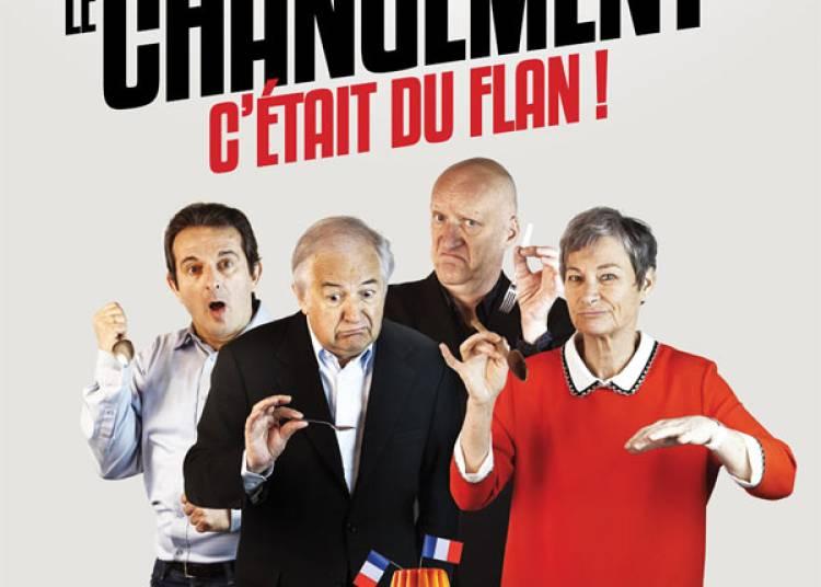 Le Changement C Etait Du Flan � Paris 18�me