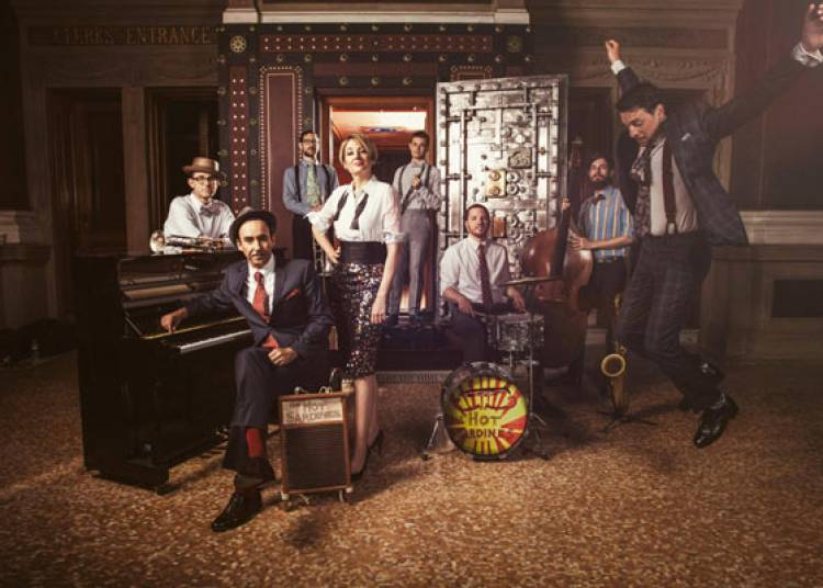 The Hot Sardines � Paris 14�me