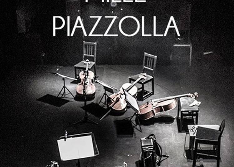 Trintignant / Mille / Piazzolla � Paris 8�me