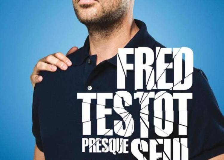 Fred Testot � Tours