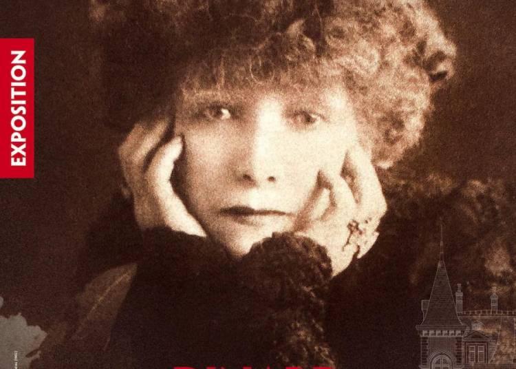 Sarah Bernhardt, ic�ne de la Belle-Epoque � Dinard