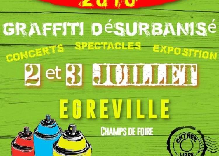 Extramur'O graffiti d�surbanis� 2016