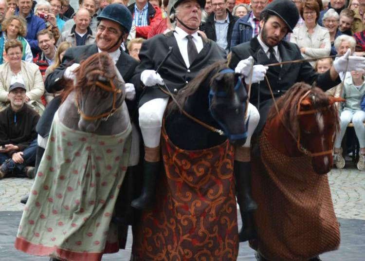 The Horsemen � Paris 20�me