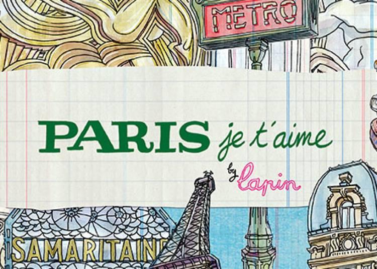 Lancement du livre  Paris, je t'aime � Paris 10�me