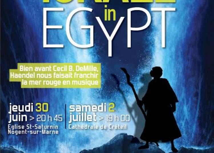 Israel in Egypt - Haendel � Nogent sur Marne