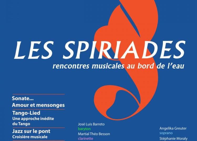 Festival de Musique Les Spiriades 2016