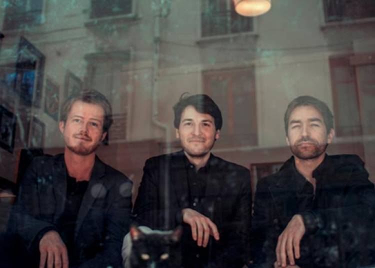 Damien Groleau Trio � Paris 1er
