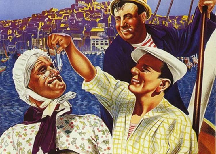 L'incroyable Histoire � Marseille