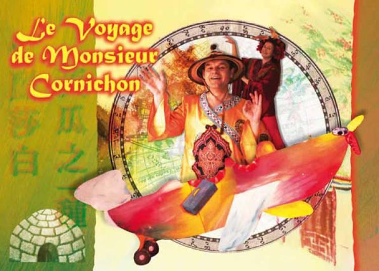 Le Voyage De Monsieur Cornichon � Nantes