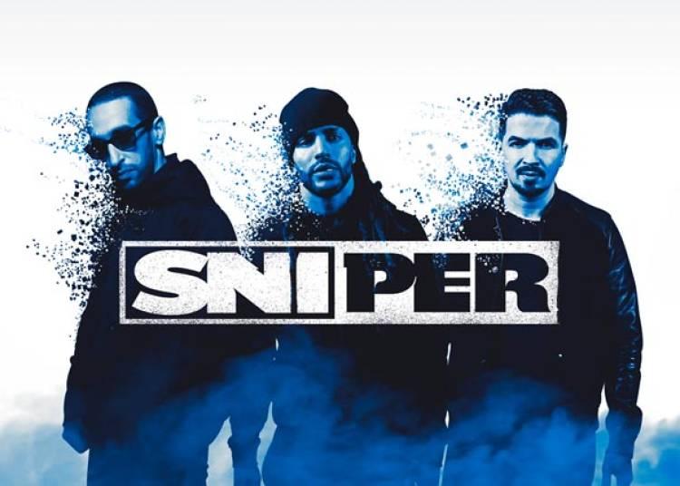 Sniper � Paris 19�me