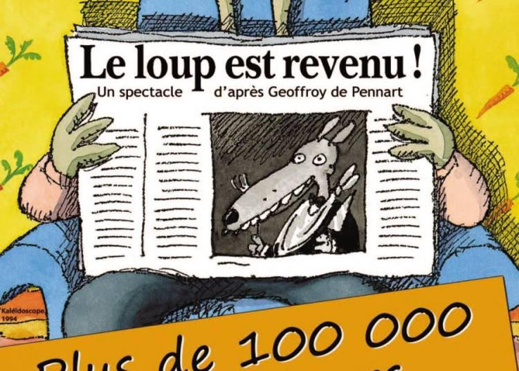 Le Loup Est Revenu ! � Paris 10�me