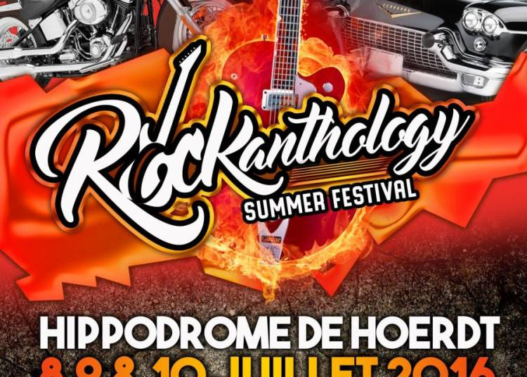 Rockanthology 2016