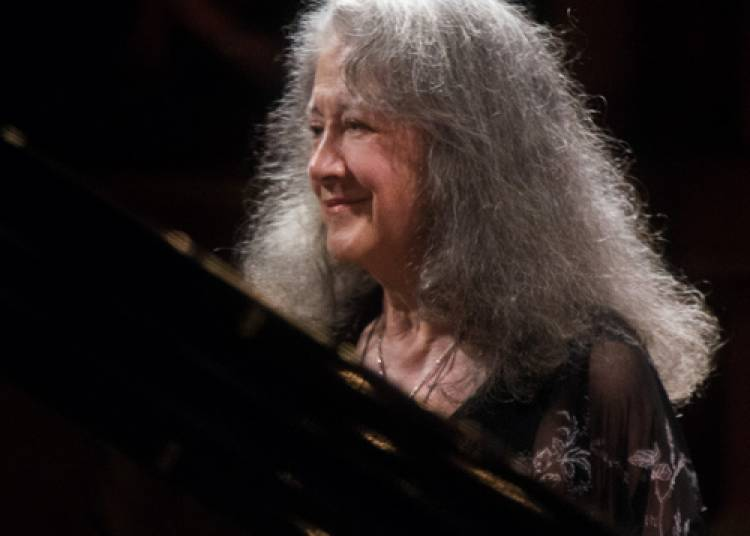 Martha Argerich - Stephen Kovacevich � Toulouse