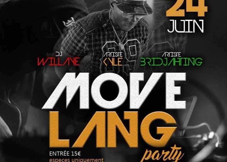 Move Lang Party Live � Montpellier