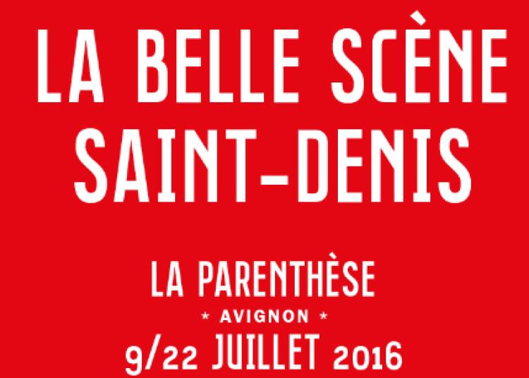 La belle sc�ne saint-denis � Tremblay en France