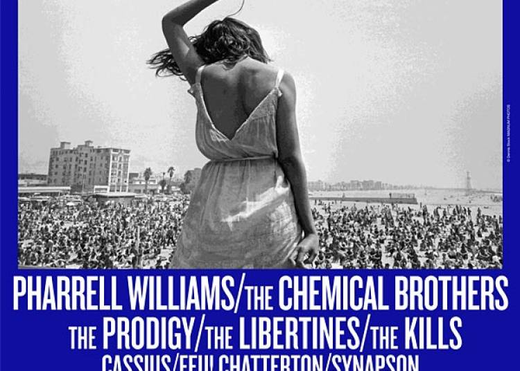 The Libertines, The Prodigy, The Chemical Brothers et Feu ! Chatterton � Biarritz