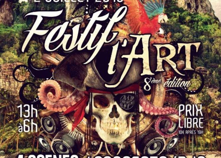 Festif l'Art 2016