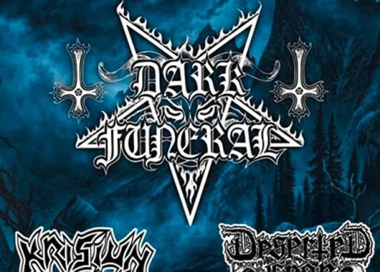 Dark Funeral � Marseille