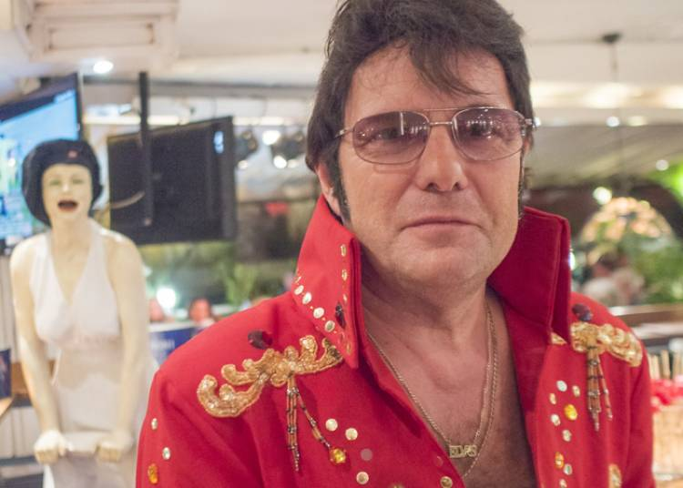 King Elvis Photographies de Guillaume Roumegu�re � Bordeaux