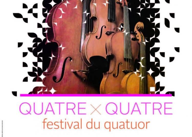 Le Quatuor Combini-Paris � Rouen