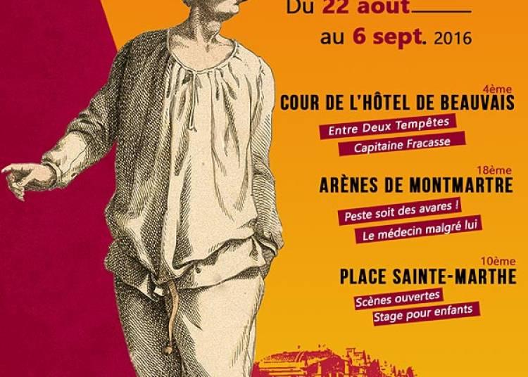 Peste Soit Des Avares ! � Paris 18�me