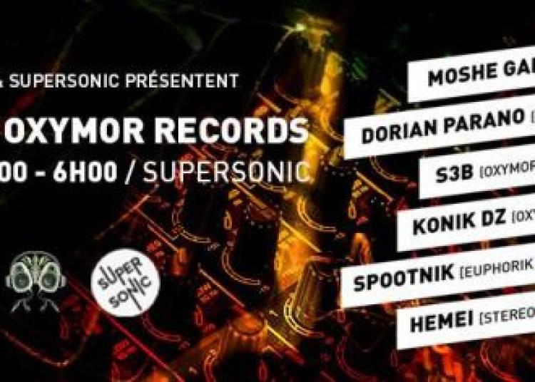 Stereorganic Invite Oxymor Records � Paris 12�me