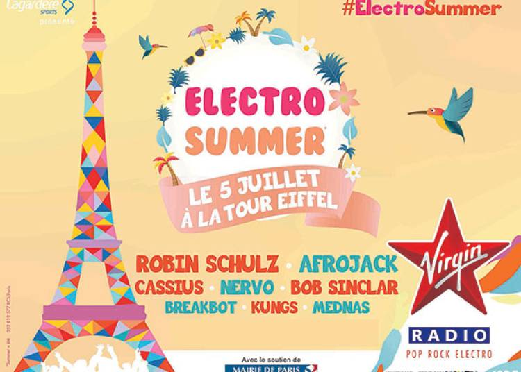 Electro Summer � Paris 7�me