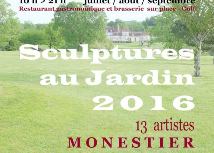 Sculptures Au Jardin 2016 � Monestier