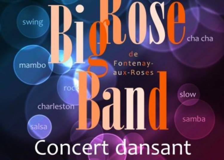 Blue Rose Big Band � Paris 14�me