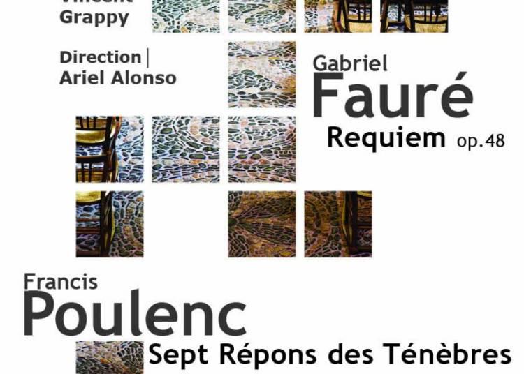 Choeur m�langes / Ariel Alonso � Paris 7�me