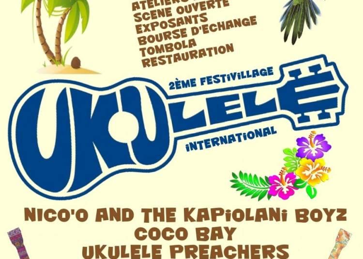 Festivillage ukul�l� 2016