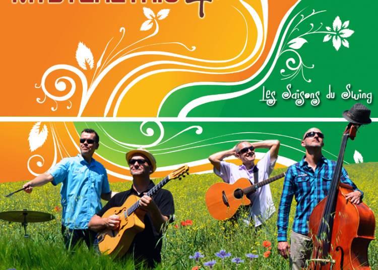 Myst�retrio Quartet au festival Touches de Jazz � Thiverval Grignon