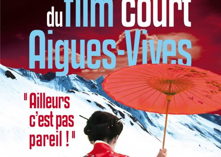 Festival du Film court d'Aigues-Vives aux ar�nes 2016