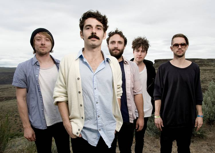 Local Natives � Paris 18�me