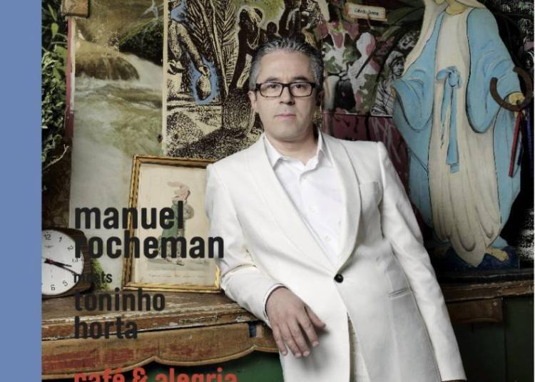 Manuel Rocheman Trio � Paris 1er