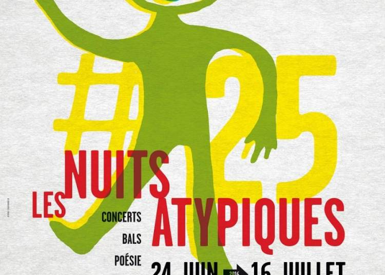 25�mes Nuits Atypiques 2016