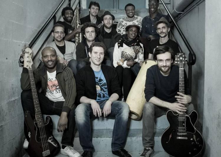Les Freres Smith & Balaphonics � Paris 10�me