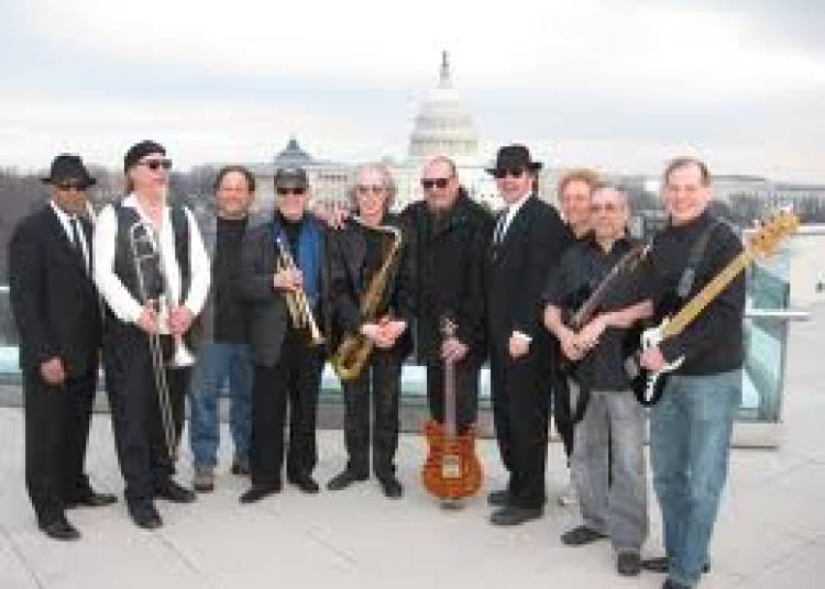 The Eight Killers Blues Brothers � Paris 9�me