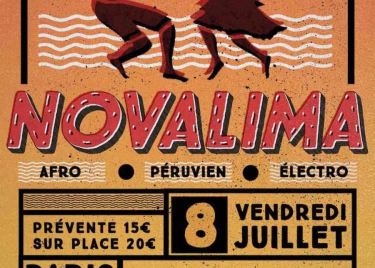 Novalima � Paris, El Collera, Nirso Et Salvador Araguaya � Paris 13�me