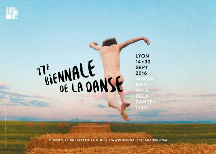 Biennale de la danse Lyon 2016