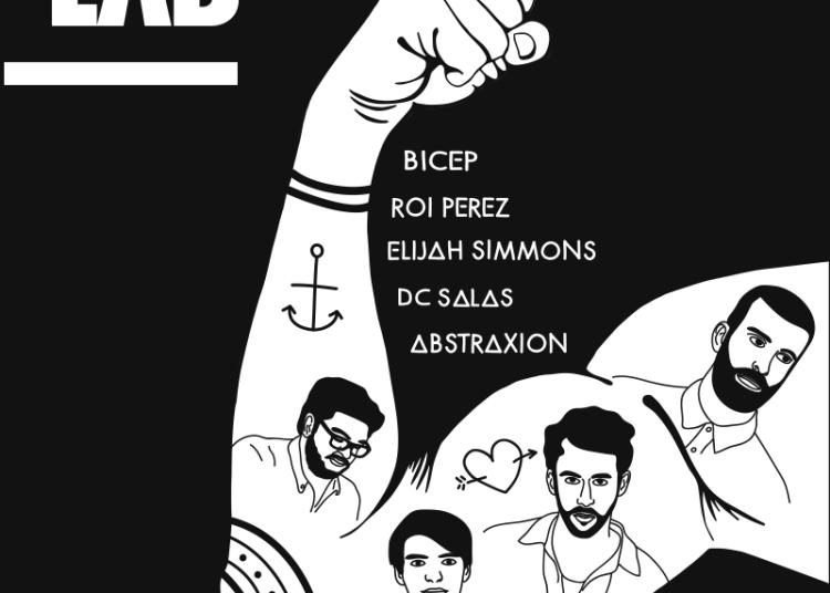 Bicep, Roi Perez, Elijah Simmons, DC Salas et Abstraxion � Marseille