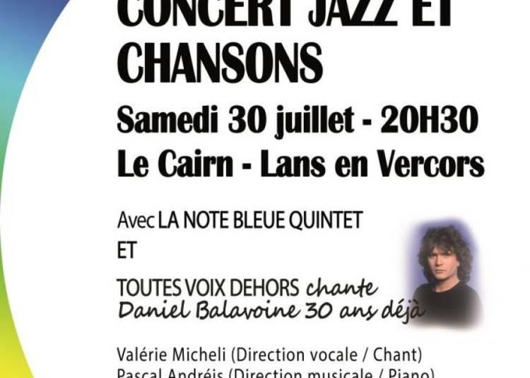 Jazz et Chansons � Lans en Vercors