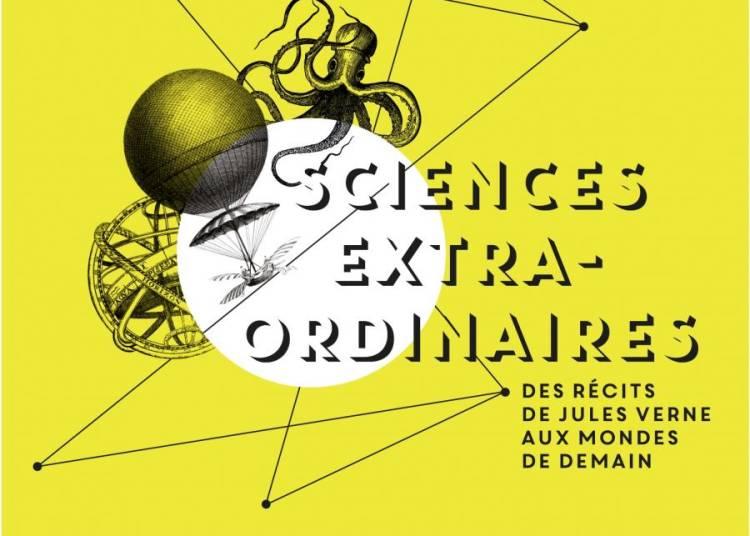 Sciences Extraordinaires : des r�cits de Jules Verne aux mondes de demain � Cappelle la Grande