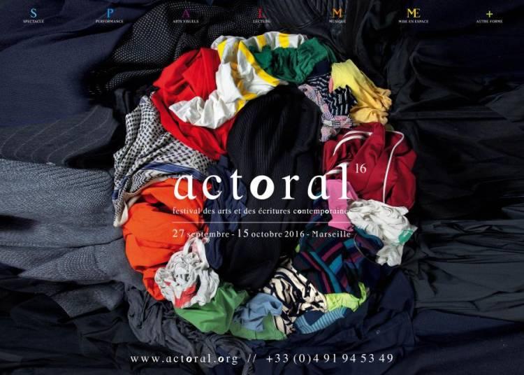 Festival actoral 2016