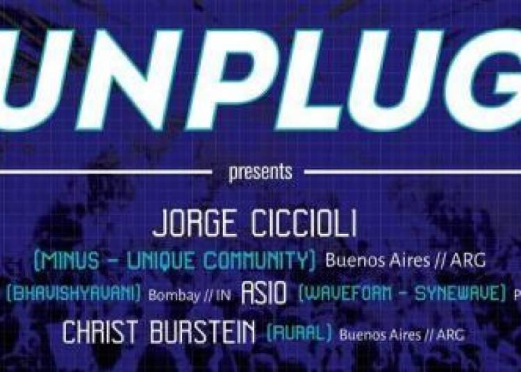 Club: Unplug Party #2 � Paris 12�me