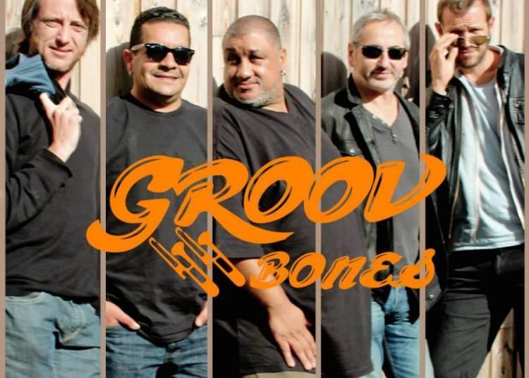Groove Bones - Jazz � Vienne