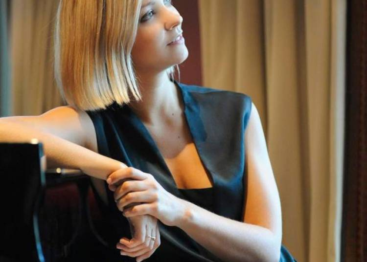 Julie Erikssen Hommage � Blossom Dearie � Paris 14�me