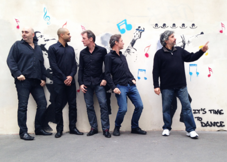 Moutin Factory Quintet � Paris 1er