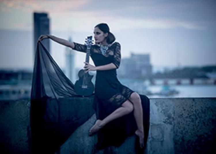 Musiques En Terrasse : Taimane � Paris 13�me